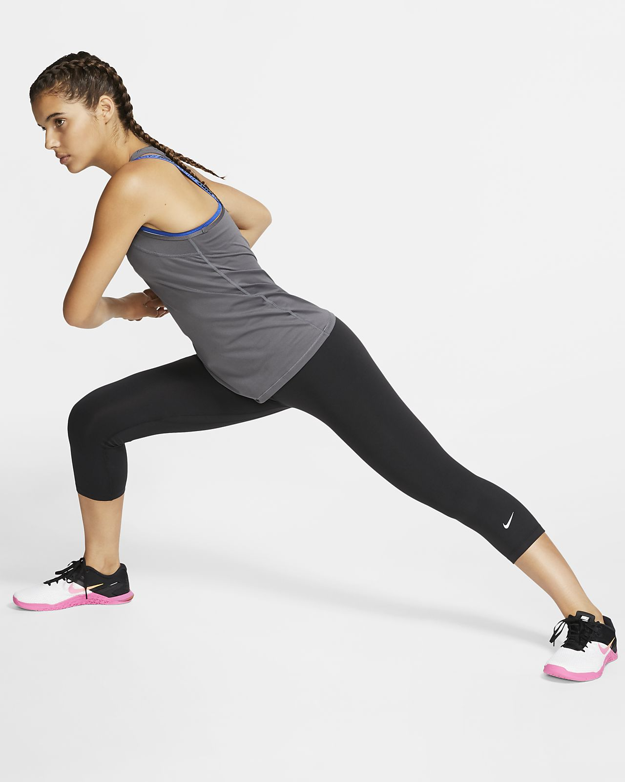 Nike One Damen Caprihose. Nike DE