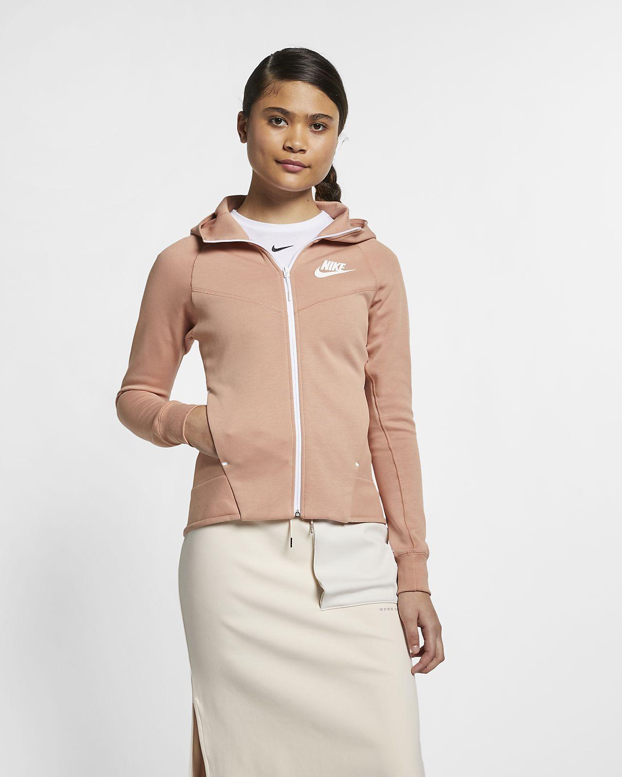 Nike Sportswear Tech Fleece Windrunner Women's Full Zip Hoodie