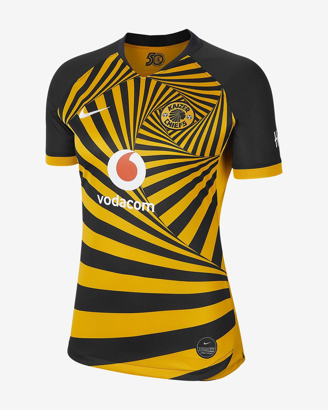 Kaizer Chiefs F.C. 2019/20 Stadium Home Damen-Fußballtrikot