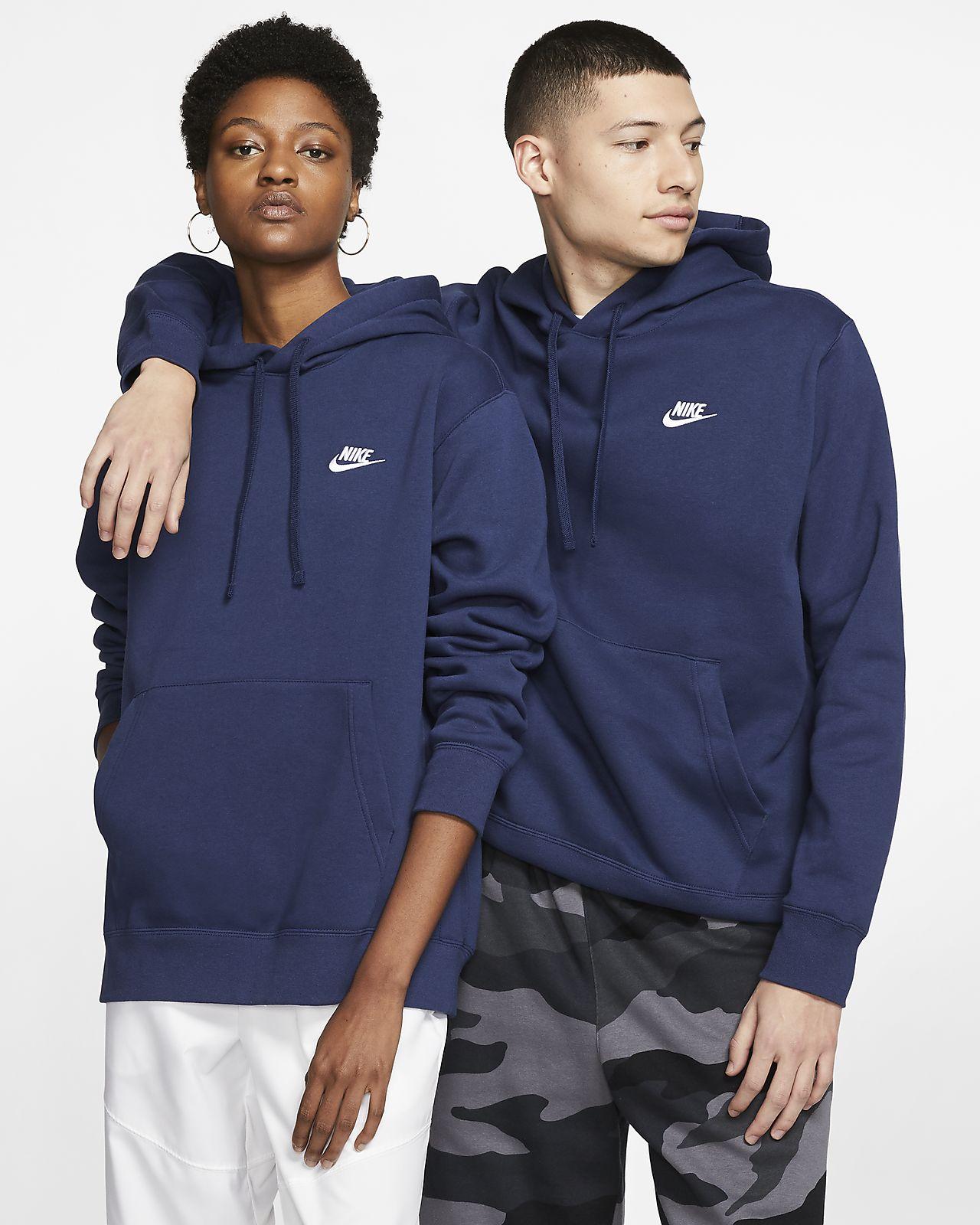 Nike Sportswear Sweatshirt - cerulean/black