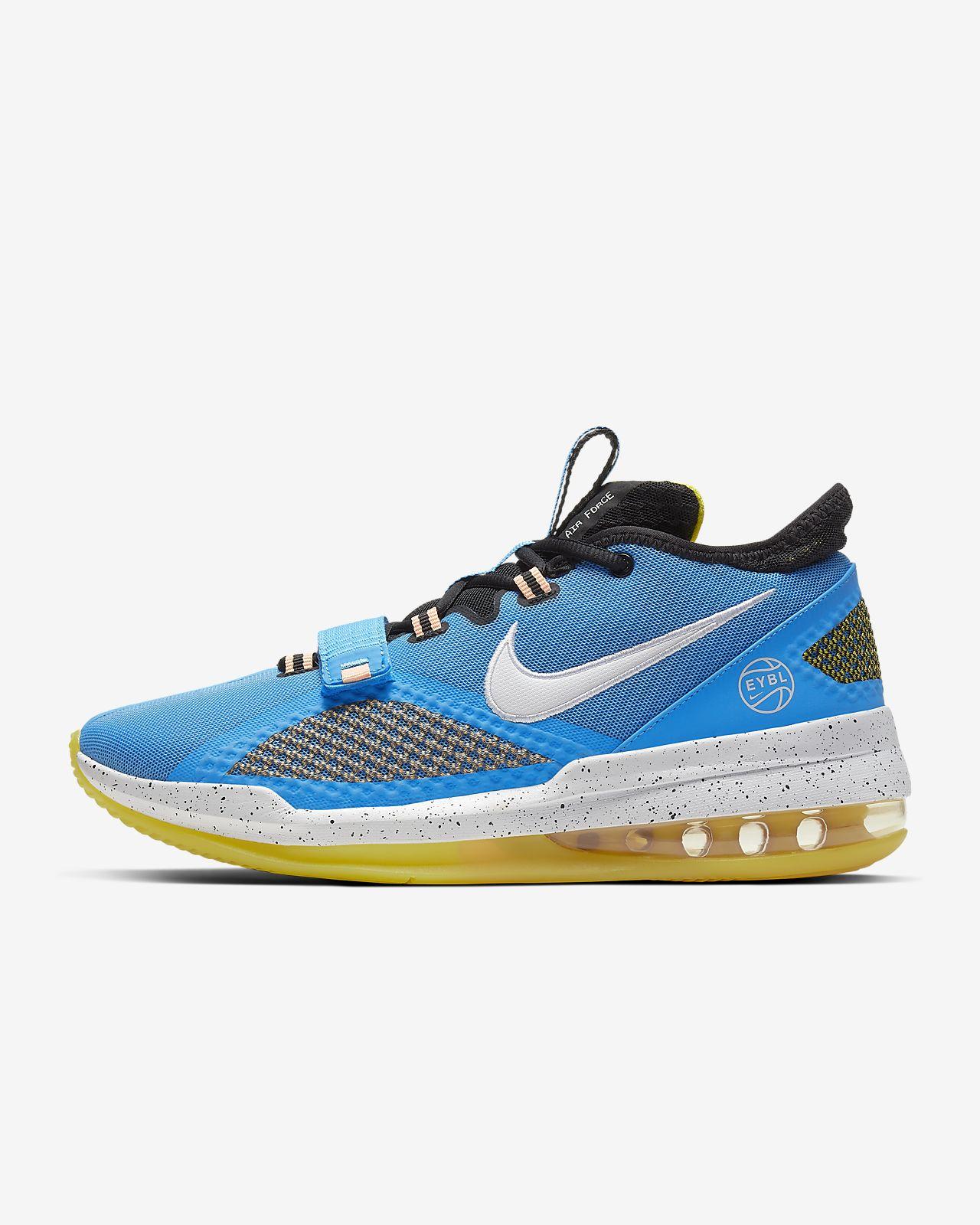 Nike Air Force Max Low EP 男子篮球鞋
