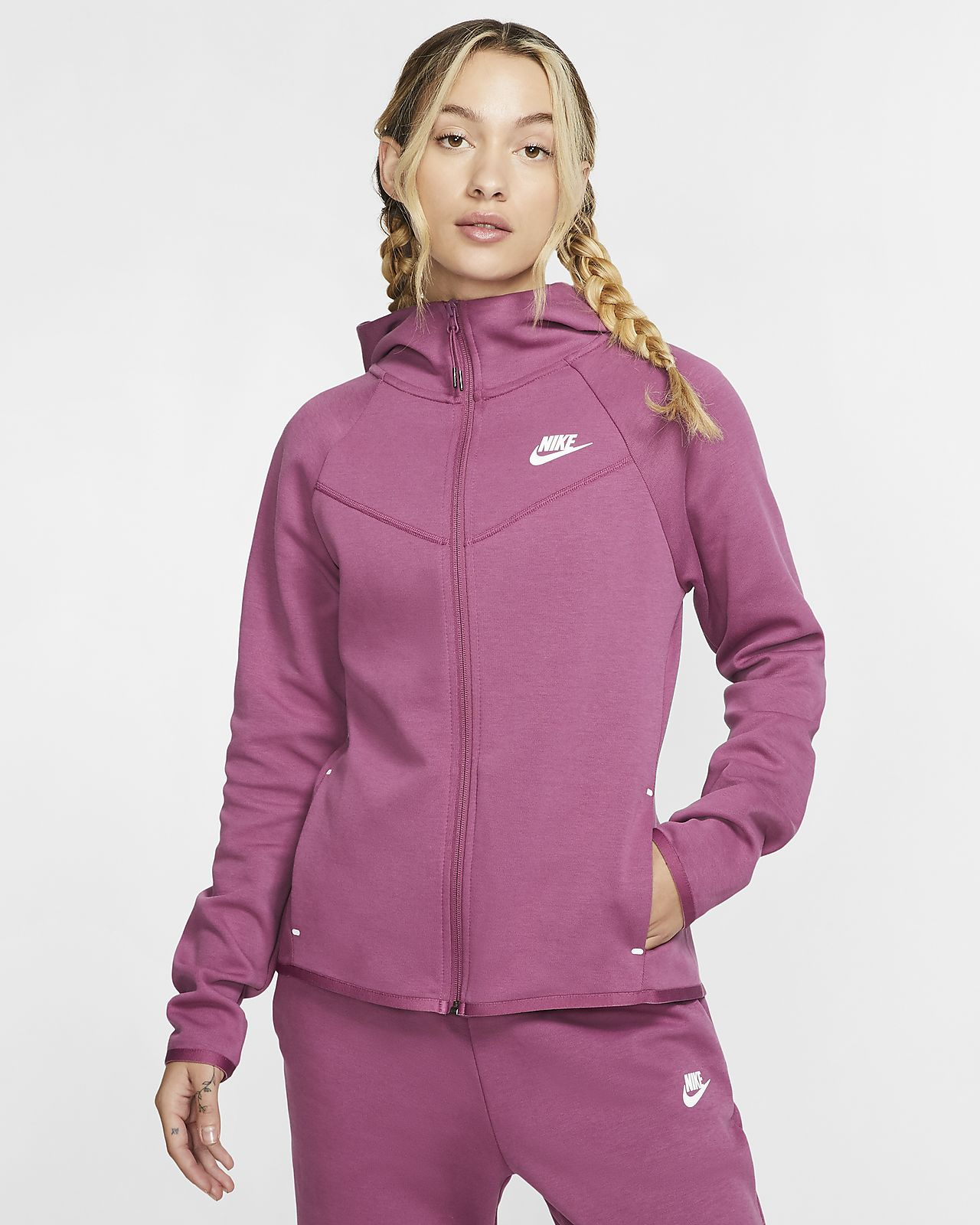 Nike Sportswear Windrunner Tech Fleece Women's Full Zip Hoodie