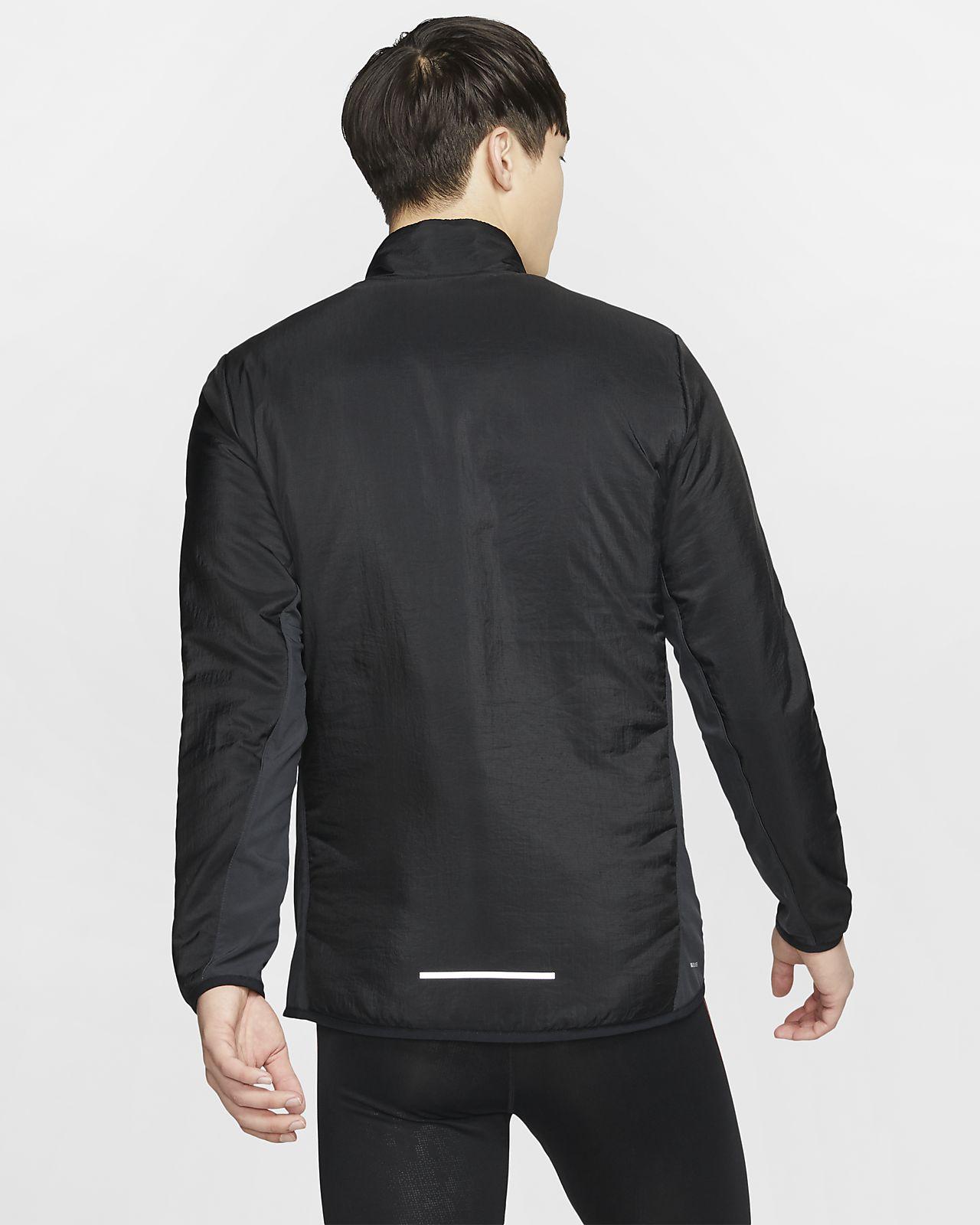 Casaco de running Nike AeroLayer para homem