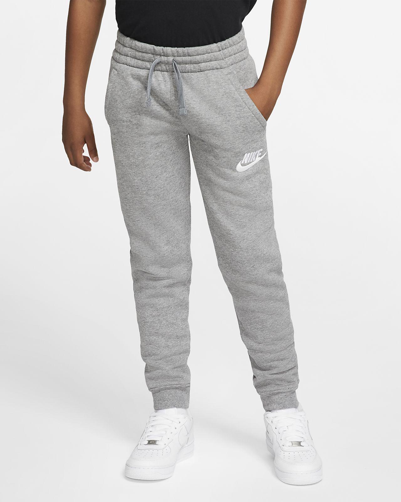 Nike Sportswear Club Fleece bukser til store børn