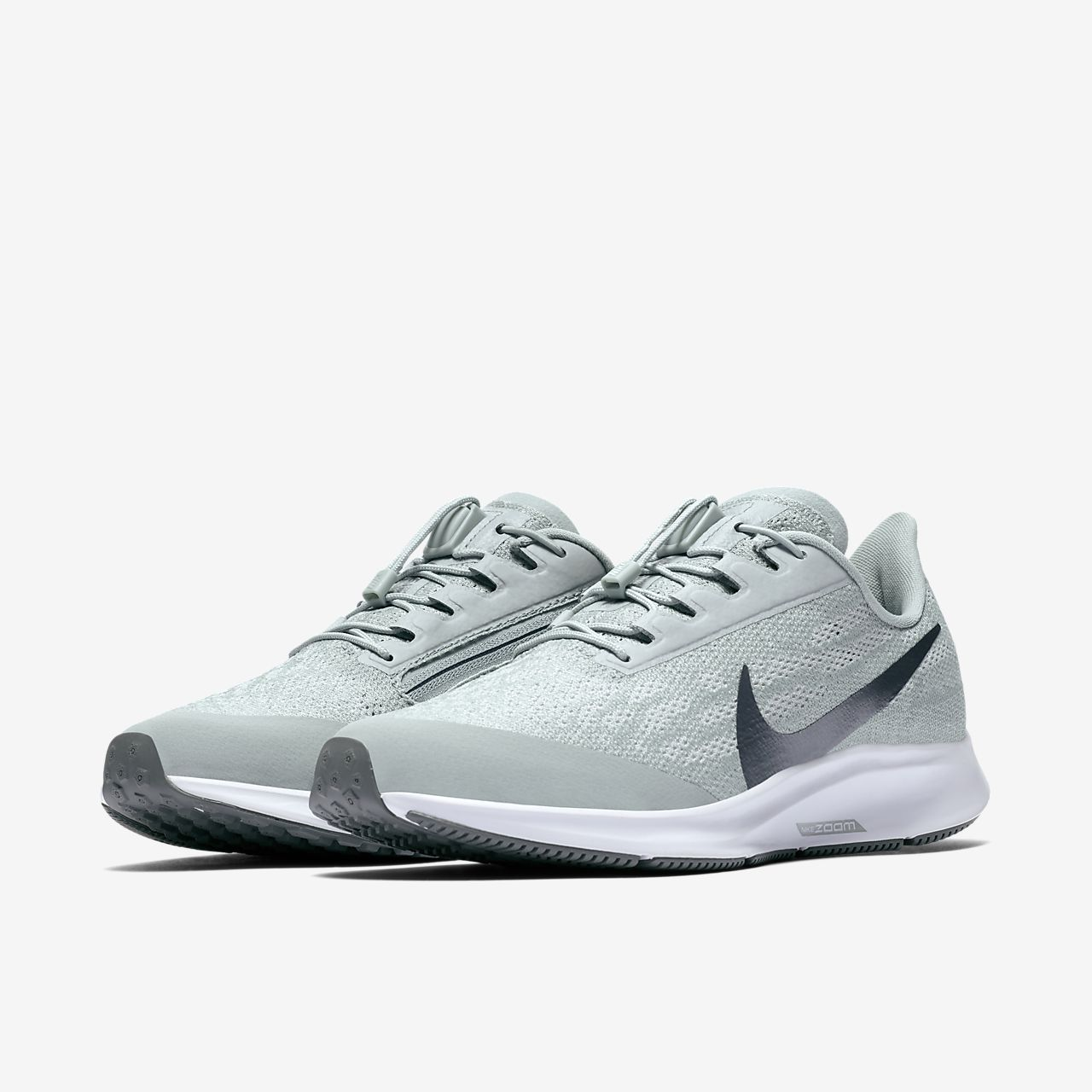 Nike Air Zoom Pegasus 36 Pure PlatinumBlack White