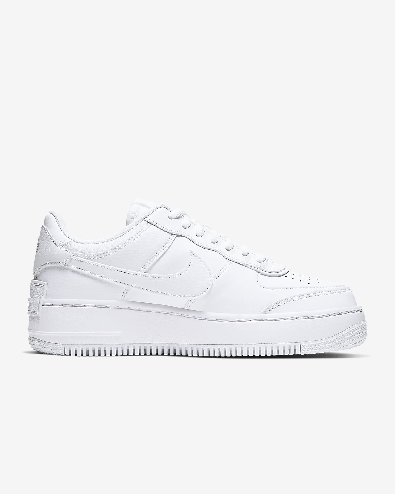 nike air force 1 shadow donna bianche