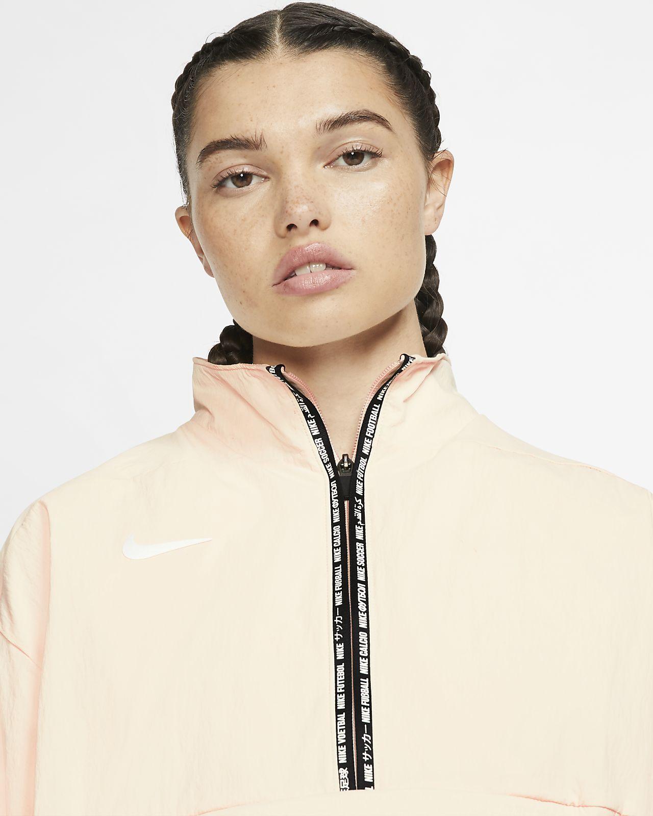 Nike F.C. Women's Long Sleeve Soccer