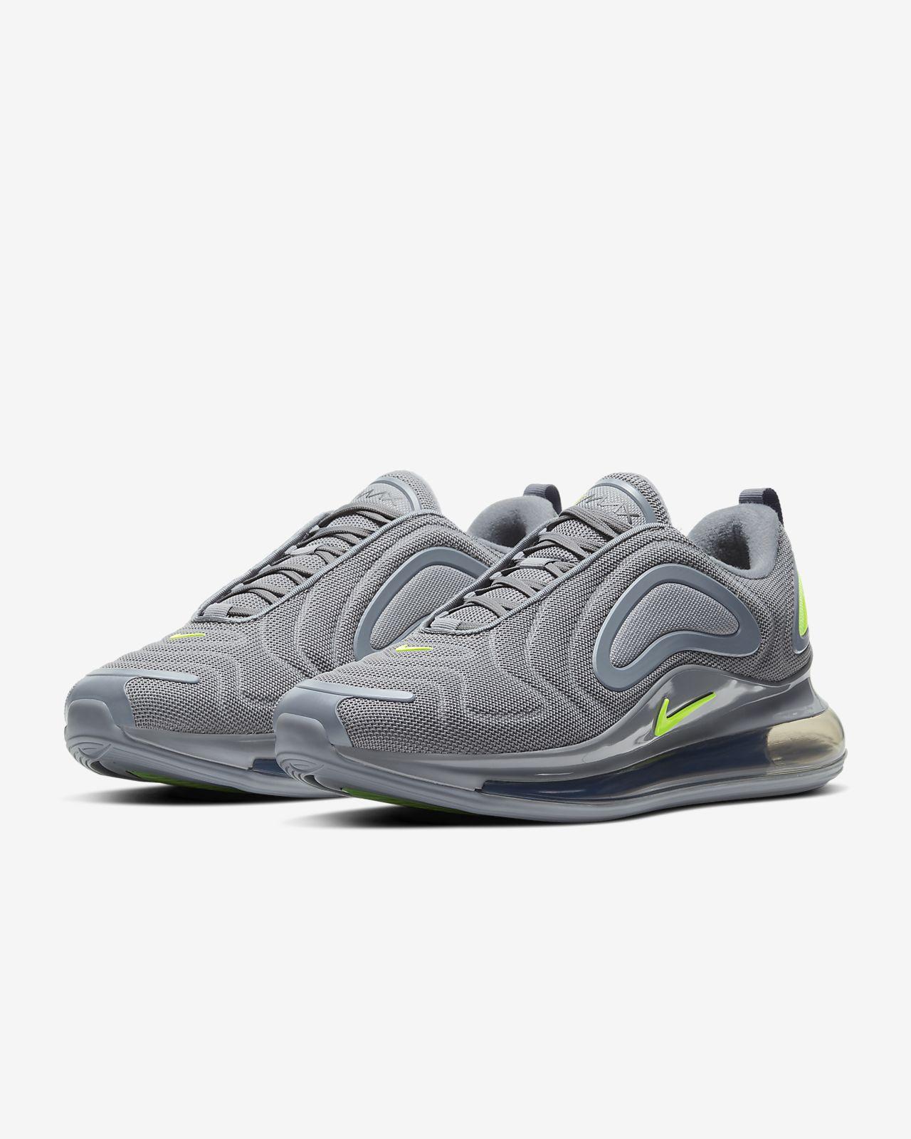 air max 720 gris clair
