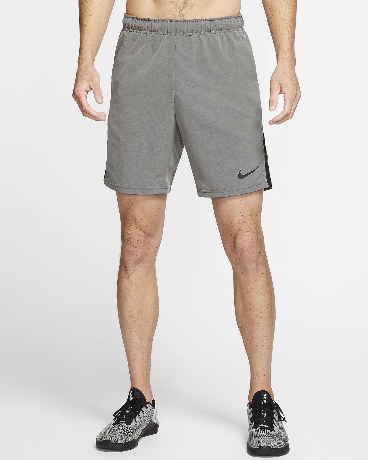 Shorts de entrenamiento para hombre Nike Flex