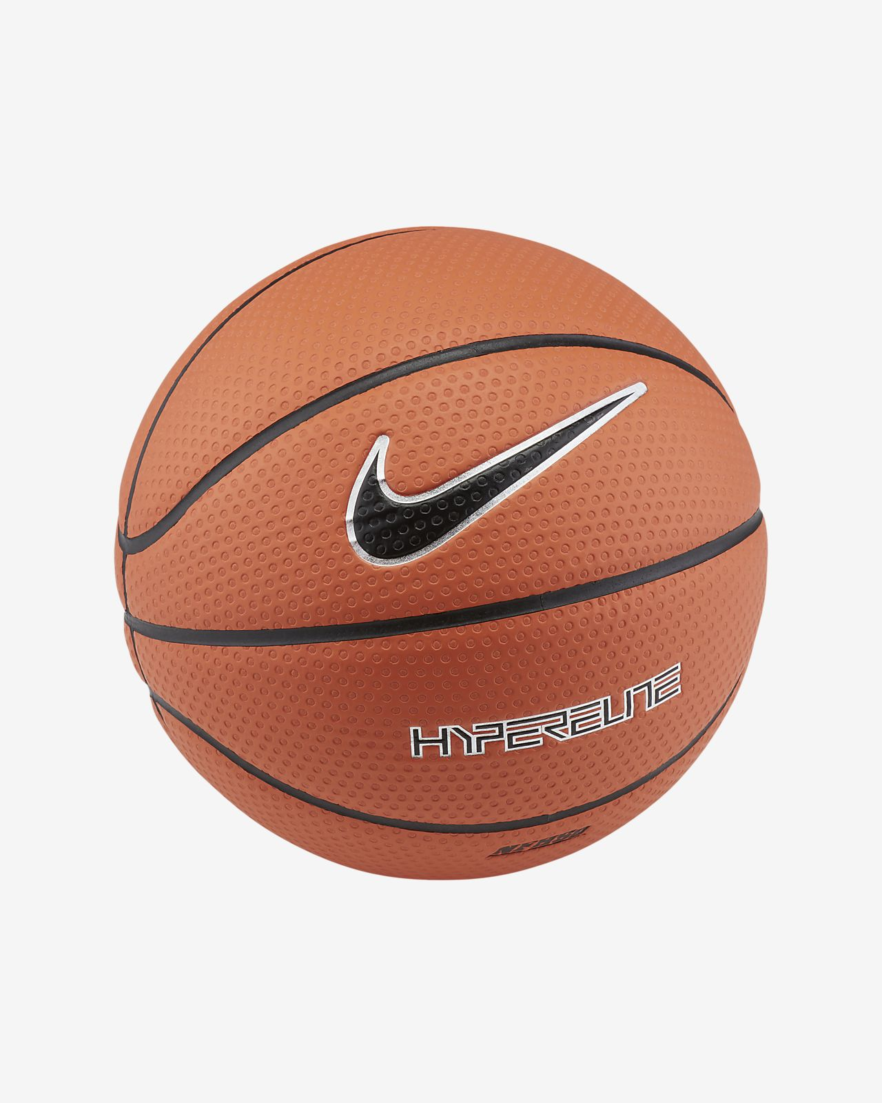 Nike Hyper Elite 8P Basketball (Size 6 and 7)