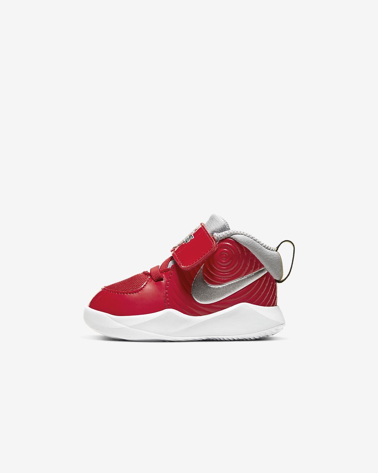 Chaussure Nike Team Hustle D 9 Auto pour Bébé/Petit enfant
