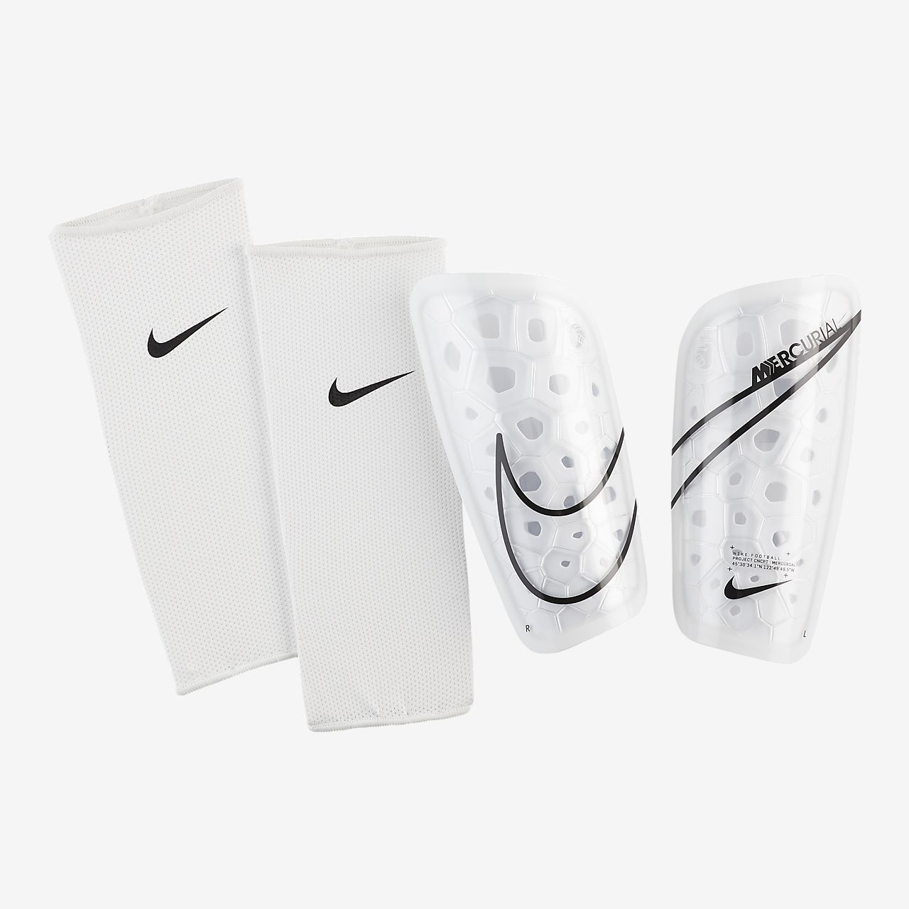 Nike Mercurial Lite 足球护腿板(1 对)
