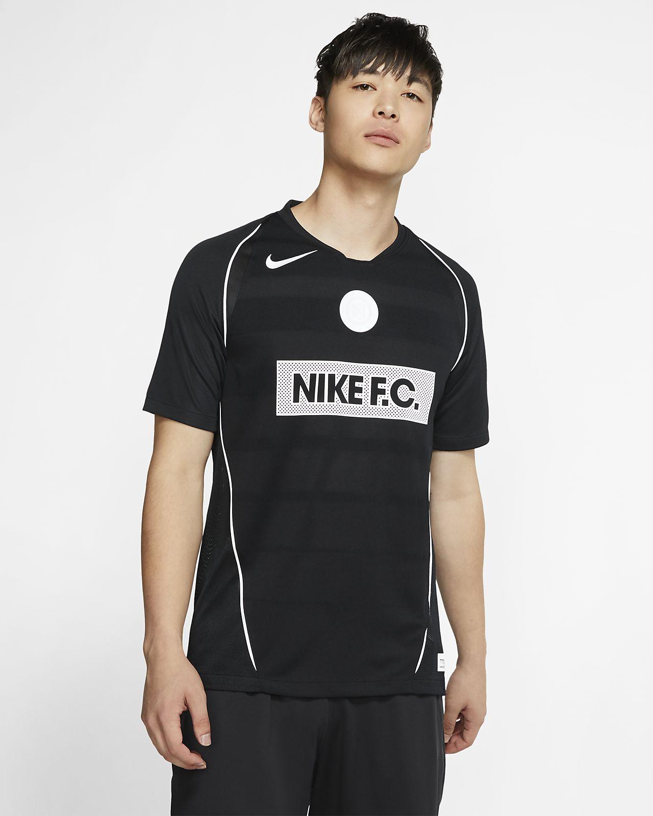 ナイキ F.C. ホーム メンズ ショートスリーブ サッカーユニフォーム