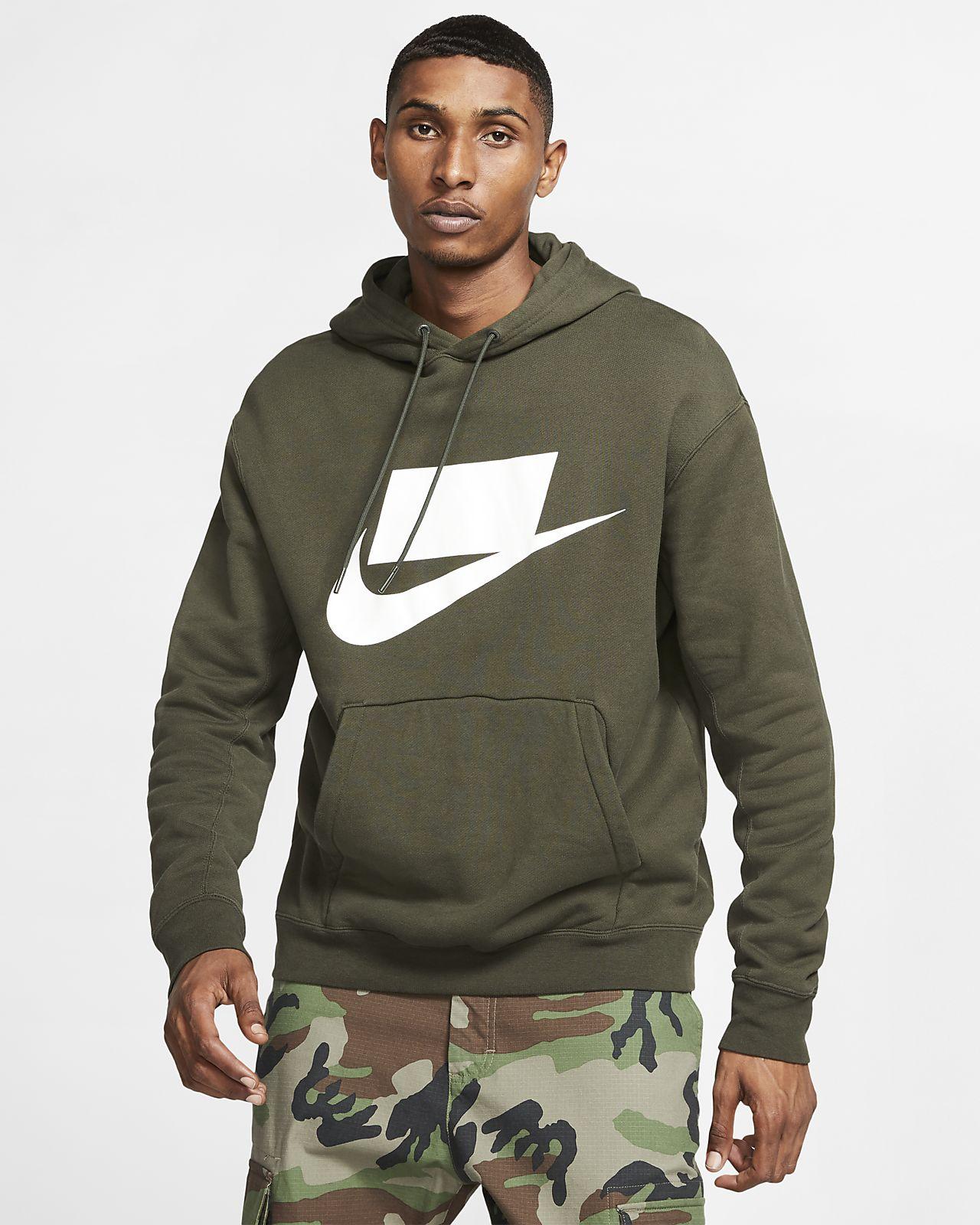 Nike Sportswear NSW French Terry Hoodie für Herren