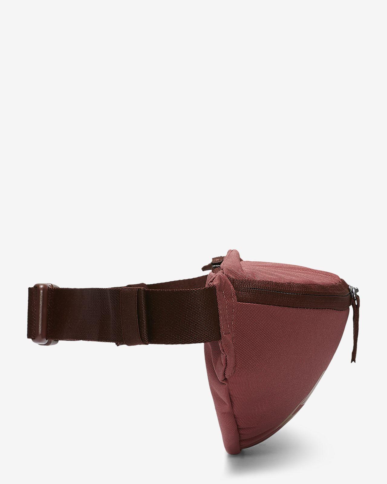 Unisex Nike Sportswear Heritage Hip Pack Bum Bag Bronze Red BA5750 661