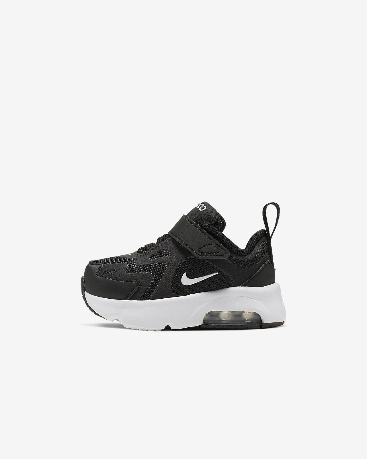 Nike Air Max 200 Schoen voor baby'speuters