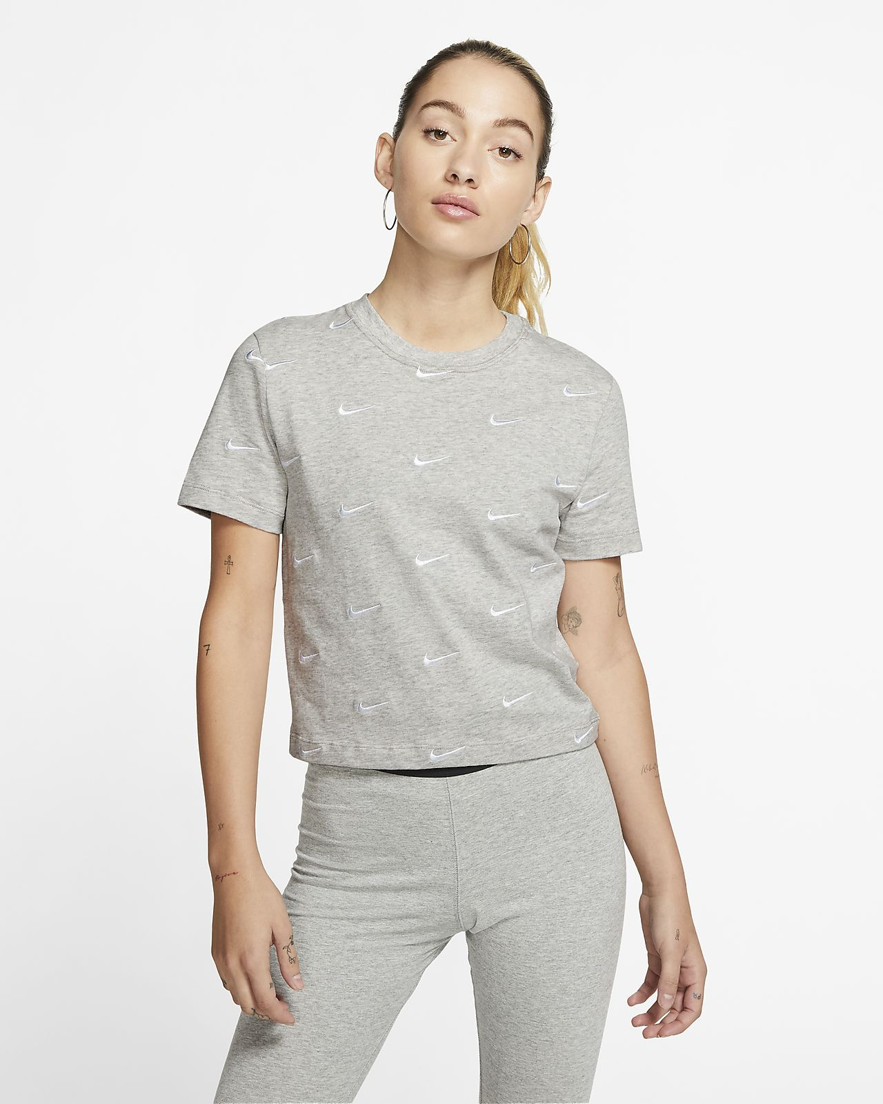 tee shirt nike femme