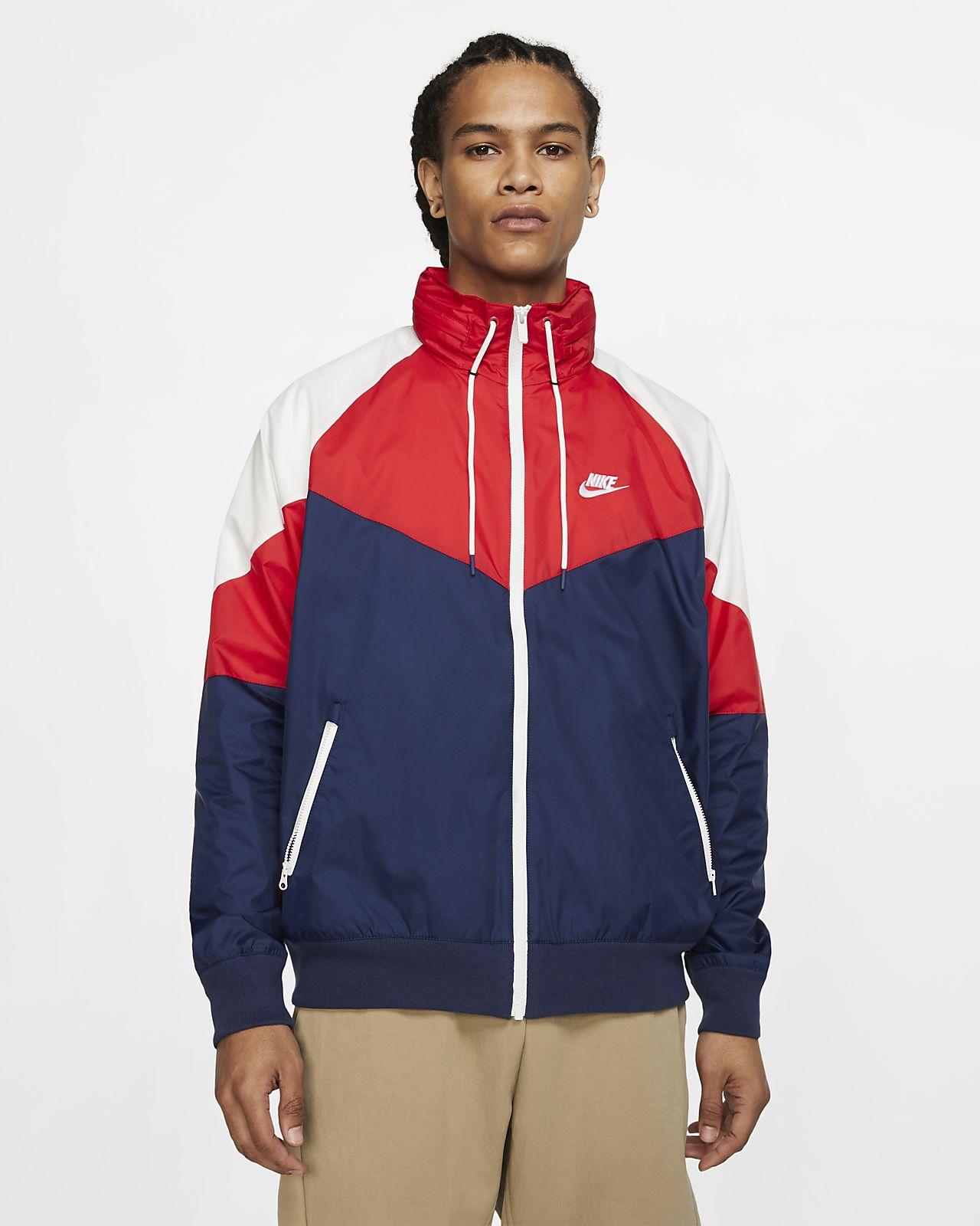 frío Mercurio Dar una vuelta  Nike Sportswear Windrunner Men's Hooded Jacket. Nike MY