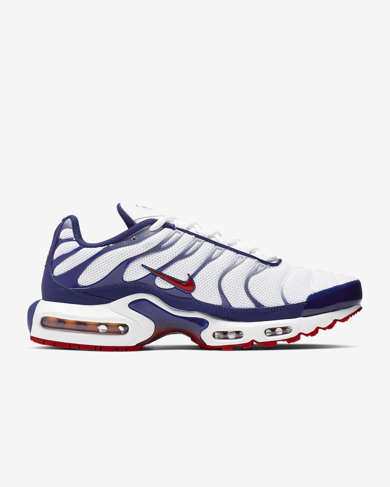 nike air max plus nylon