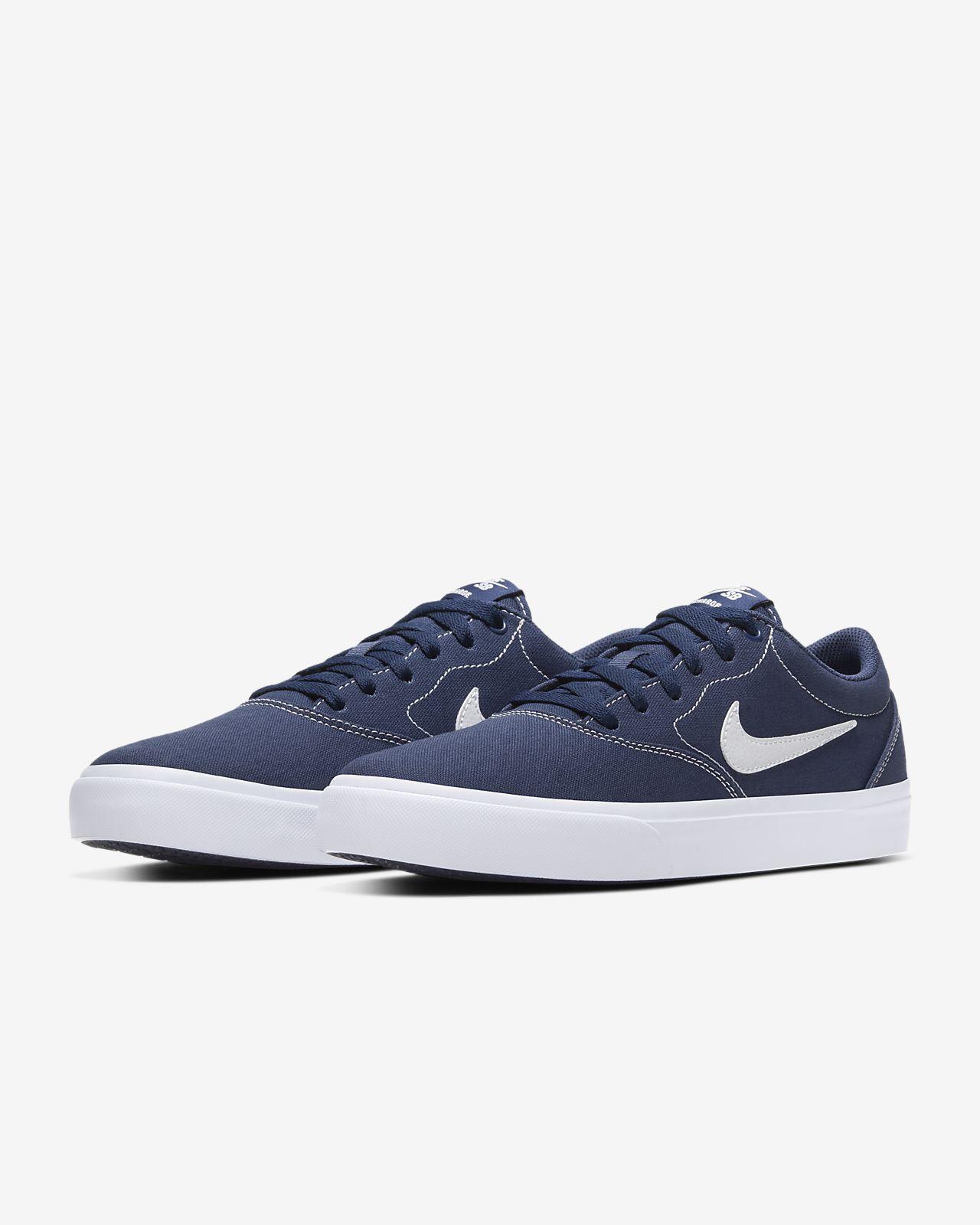 Nike SB Charge Canvas Older Kids' Skate Shoe