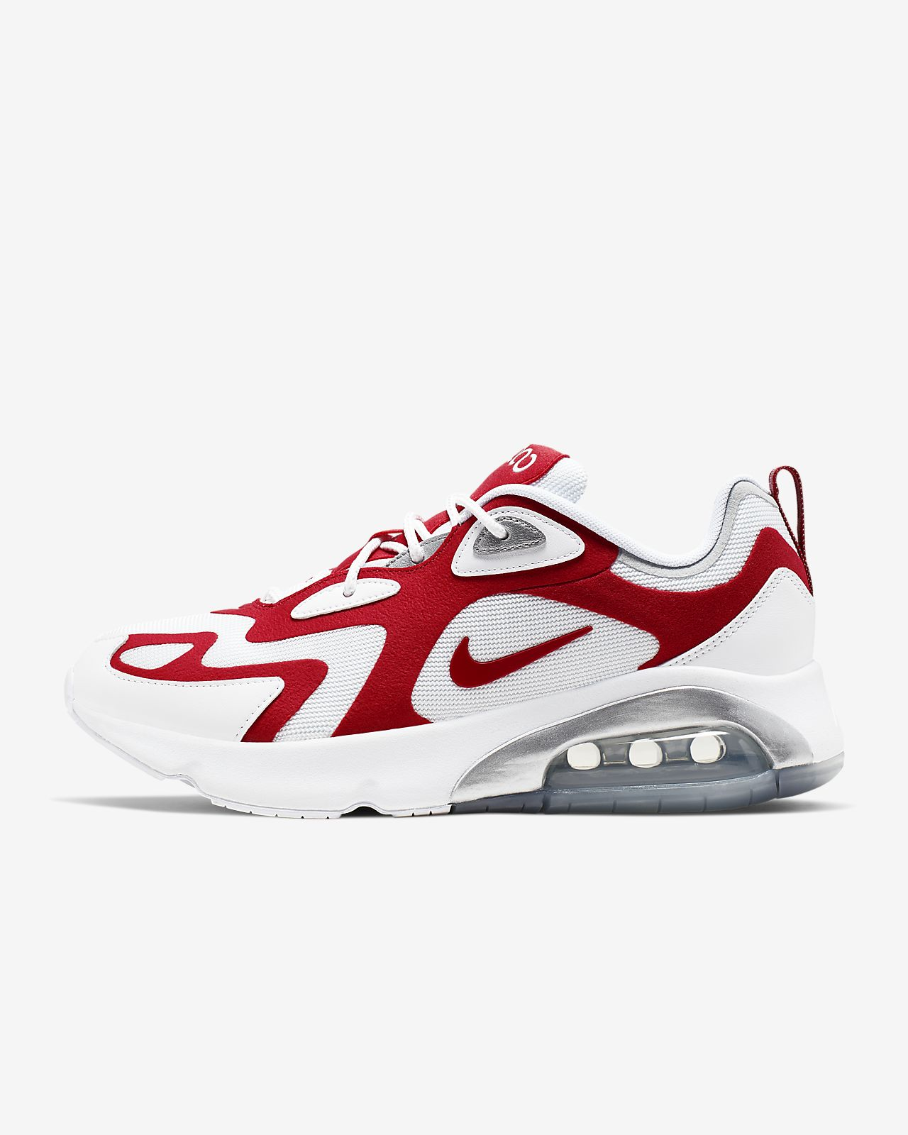 nike air max 200 femme rouge