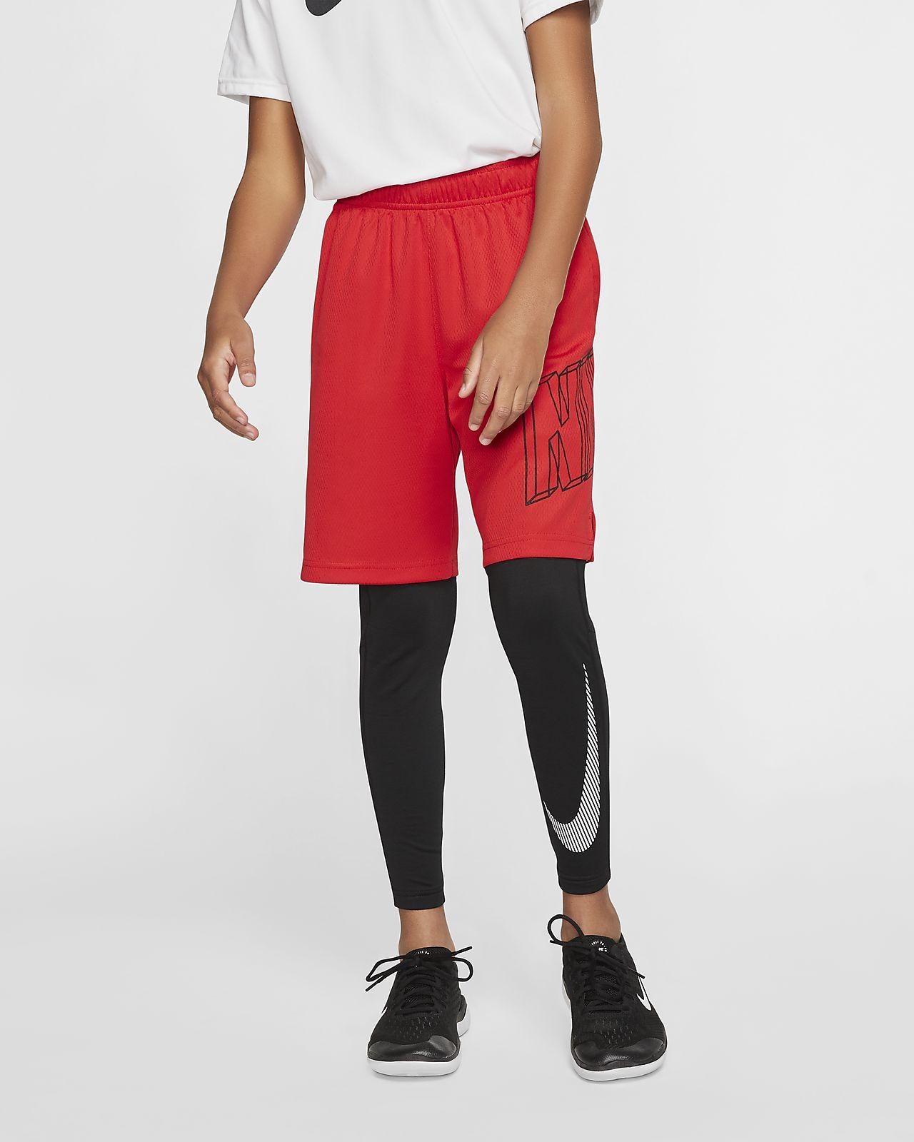 leggings shorts nike