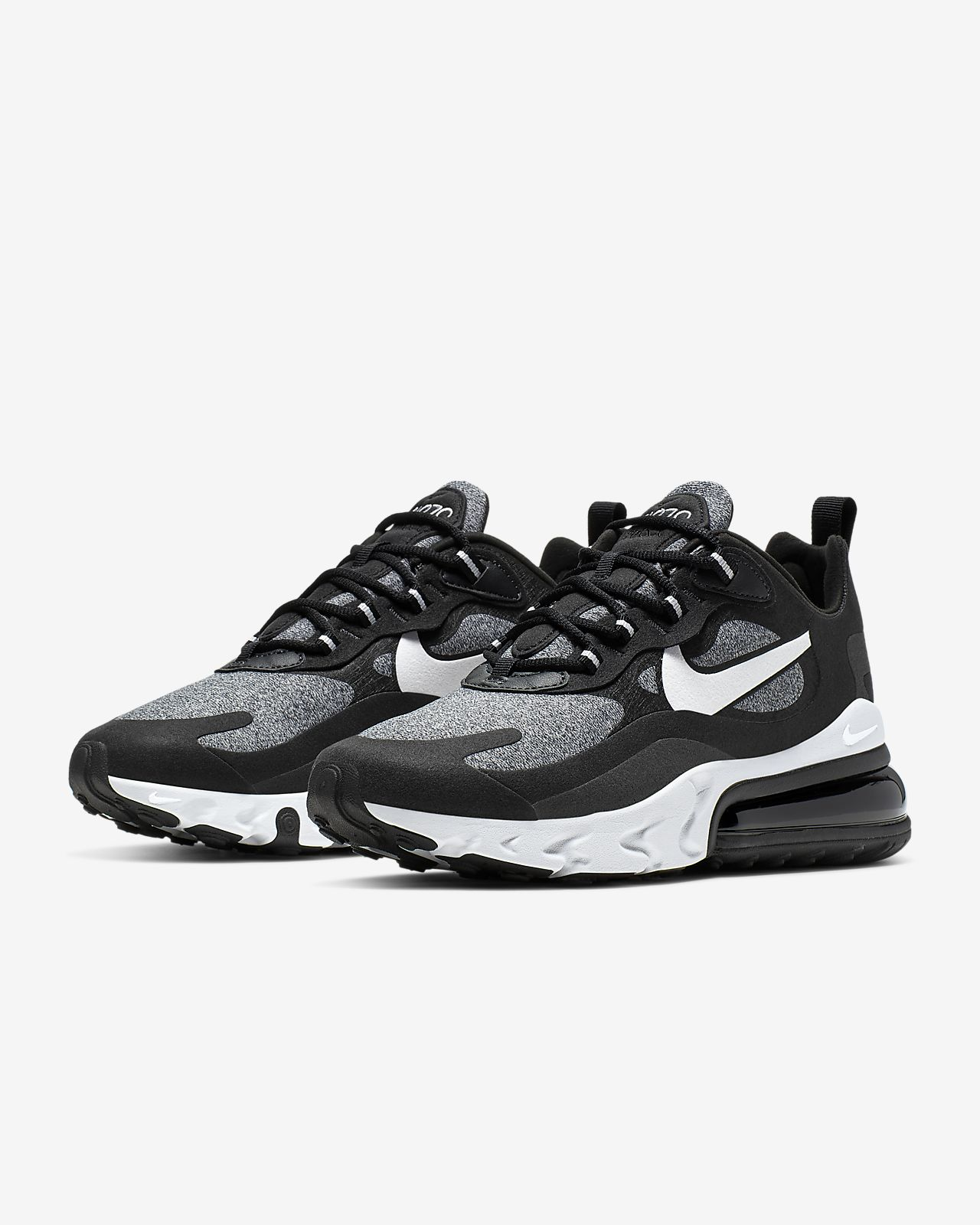 Nike Air Max 270 React (Optical) Women's Shoe