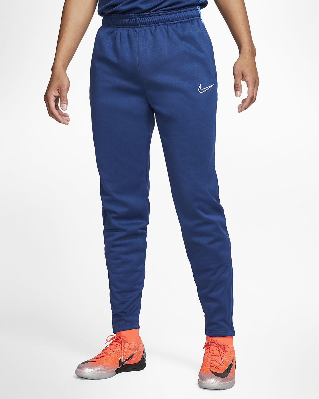 Pantalones de fútbol para hombre Nike Therma Academy