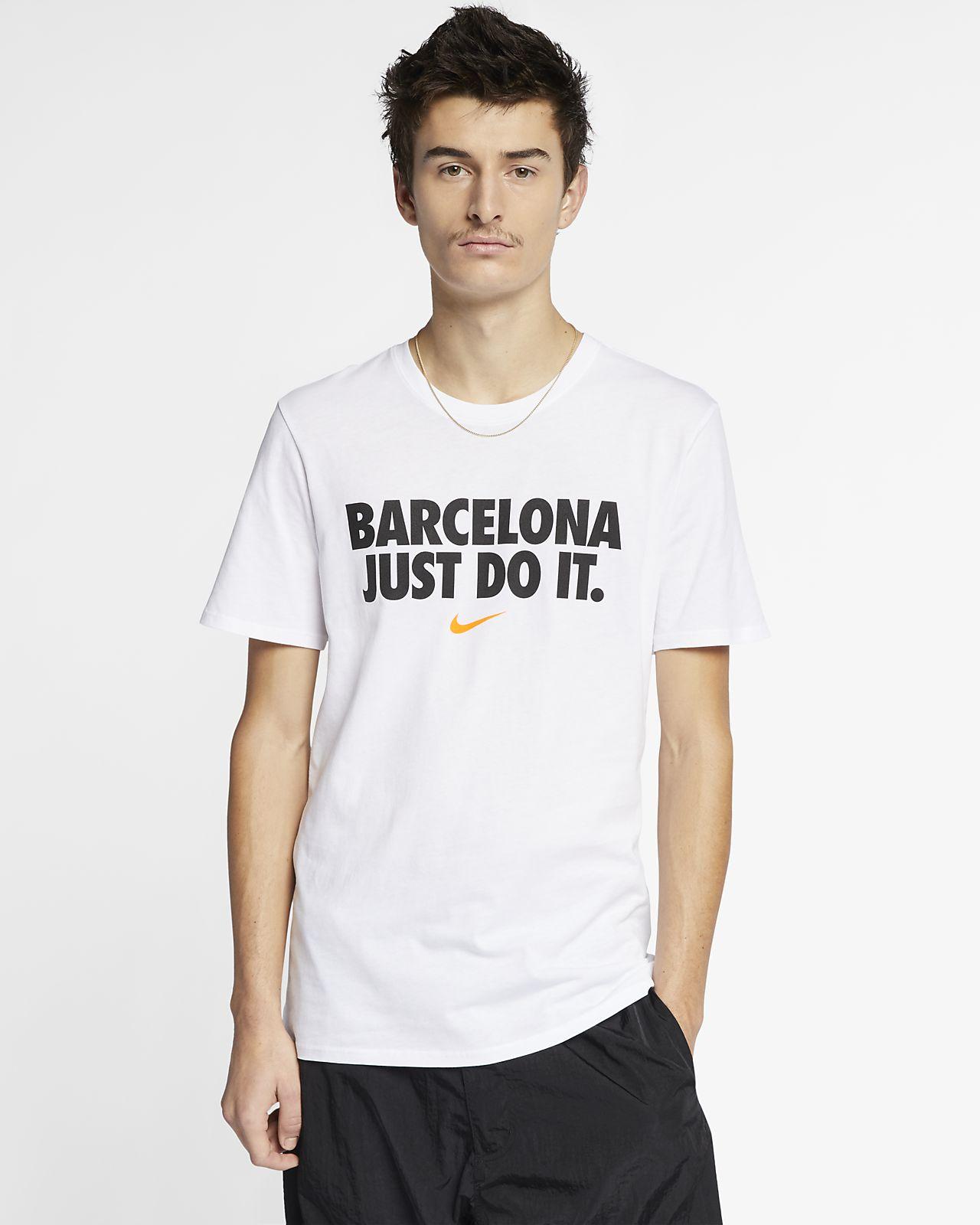 Nike Sportswear City Edition (Barcelona) Camiseta - Hombre