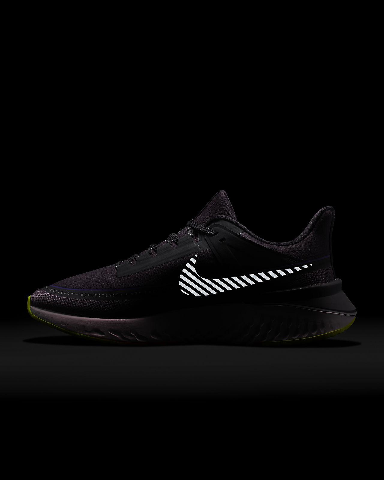 Nike Legend React 2 Shield Męskie buty do biegania BQ3382