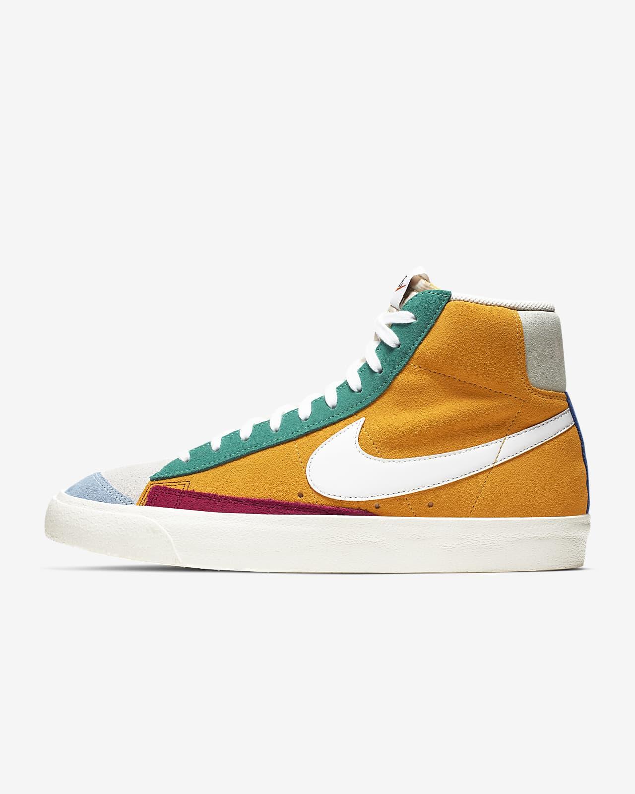 NikeBlazer Mid '77 VNTG WE Suede男子运动鞋