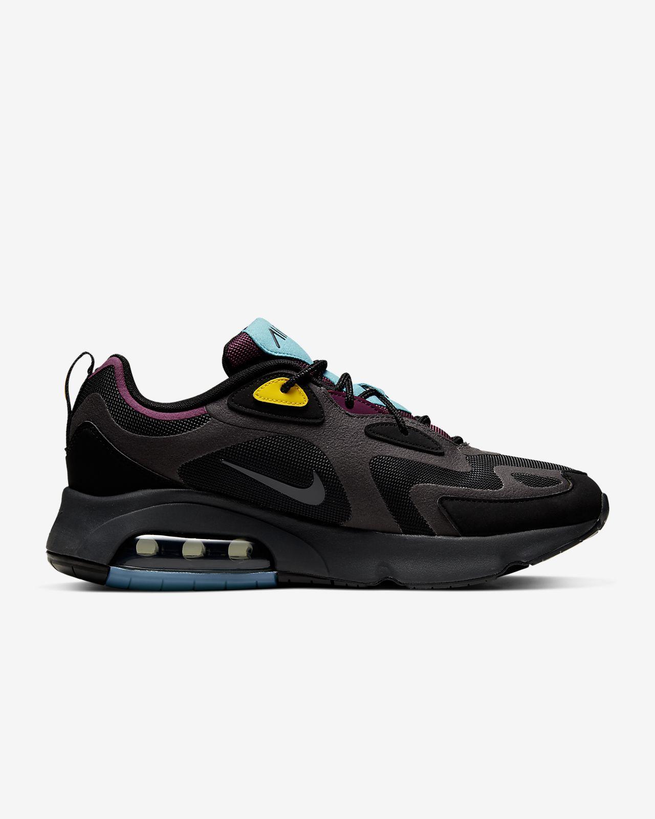 Nike Air Max 360 Men's shoes Black Grey | Nike air max 360