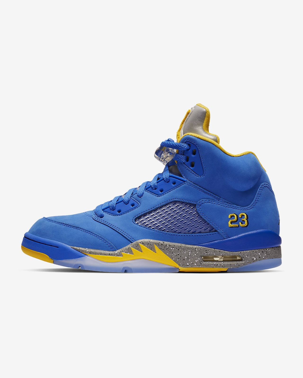 Air Jordan 5 Laney JSP 男鞋