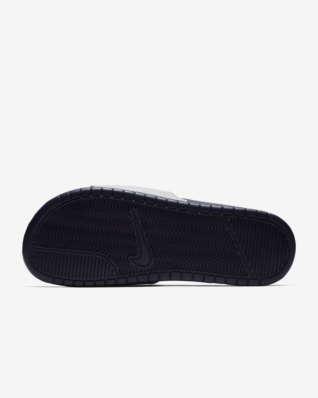 Nike Solarsoft Thong 2 Slides Flip Flops Black Sandals Slip On Shoes Womens 7
