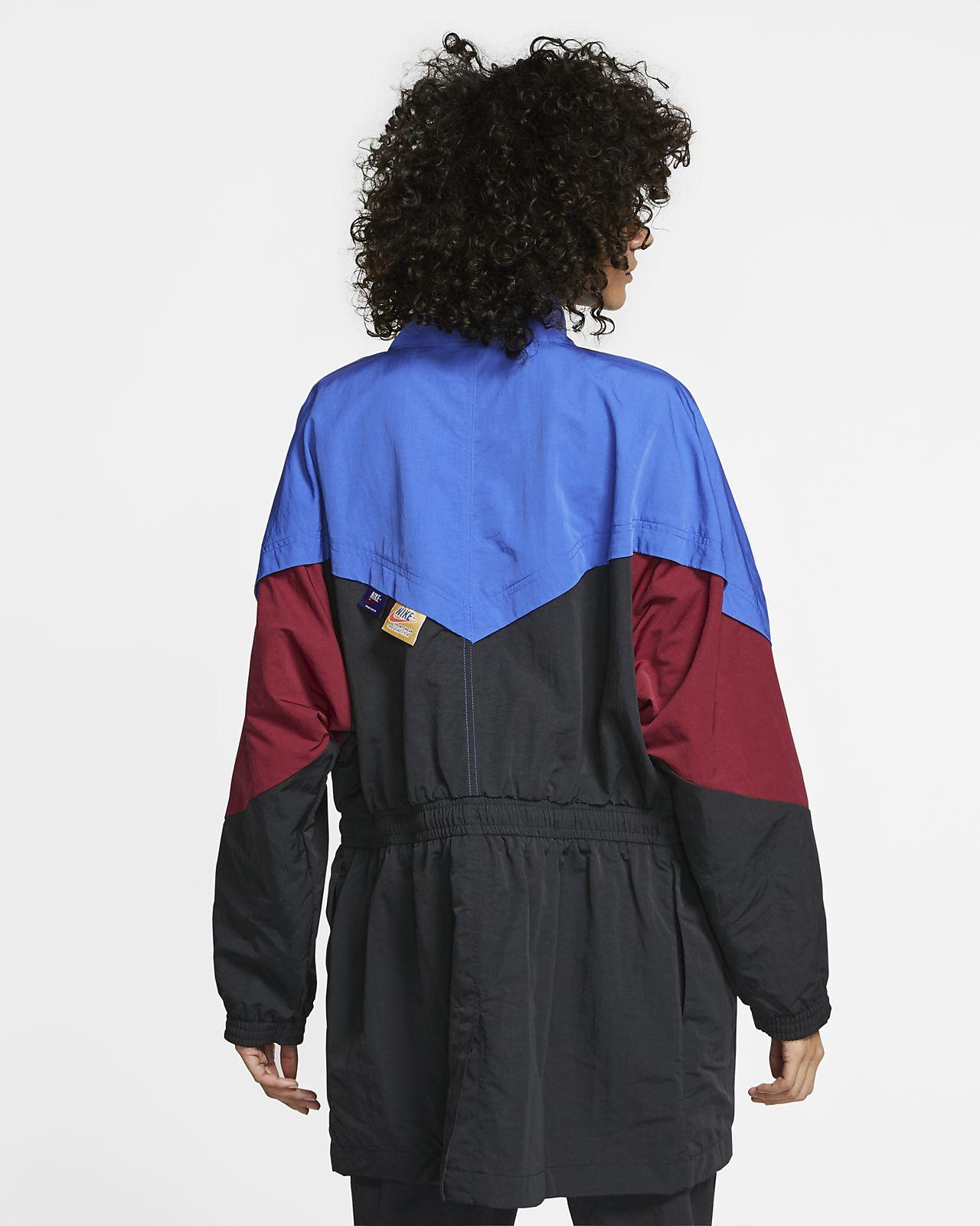 Nike Sportswear Icon Clash Women's Woven Track Jacket. Nike AT
