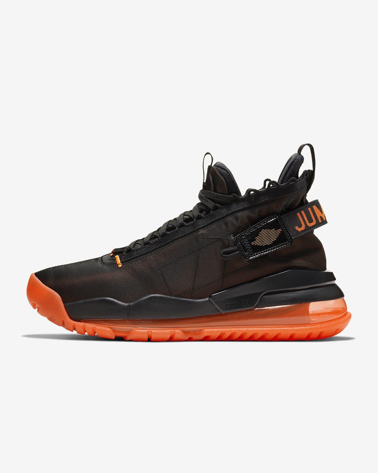 Mænd Nike Air Huarache Ultra Blå Orange Sko