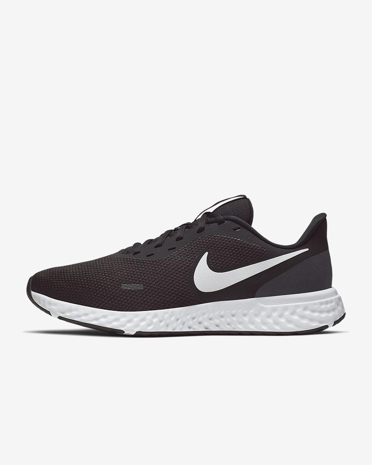 Nike Revolution 5 男款跑鞋 (特寬)