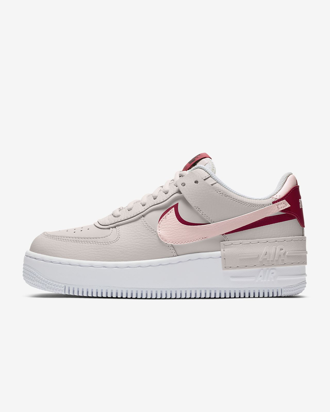 nike air force 1 femme shadow pastel