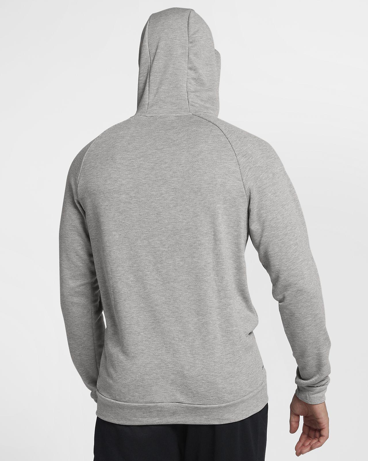 Nike Dri-FIT Kapüşonlu Erkek Antrenman Sweatshirt'ü