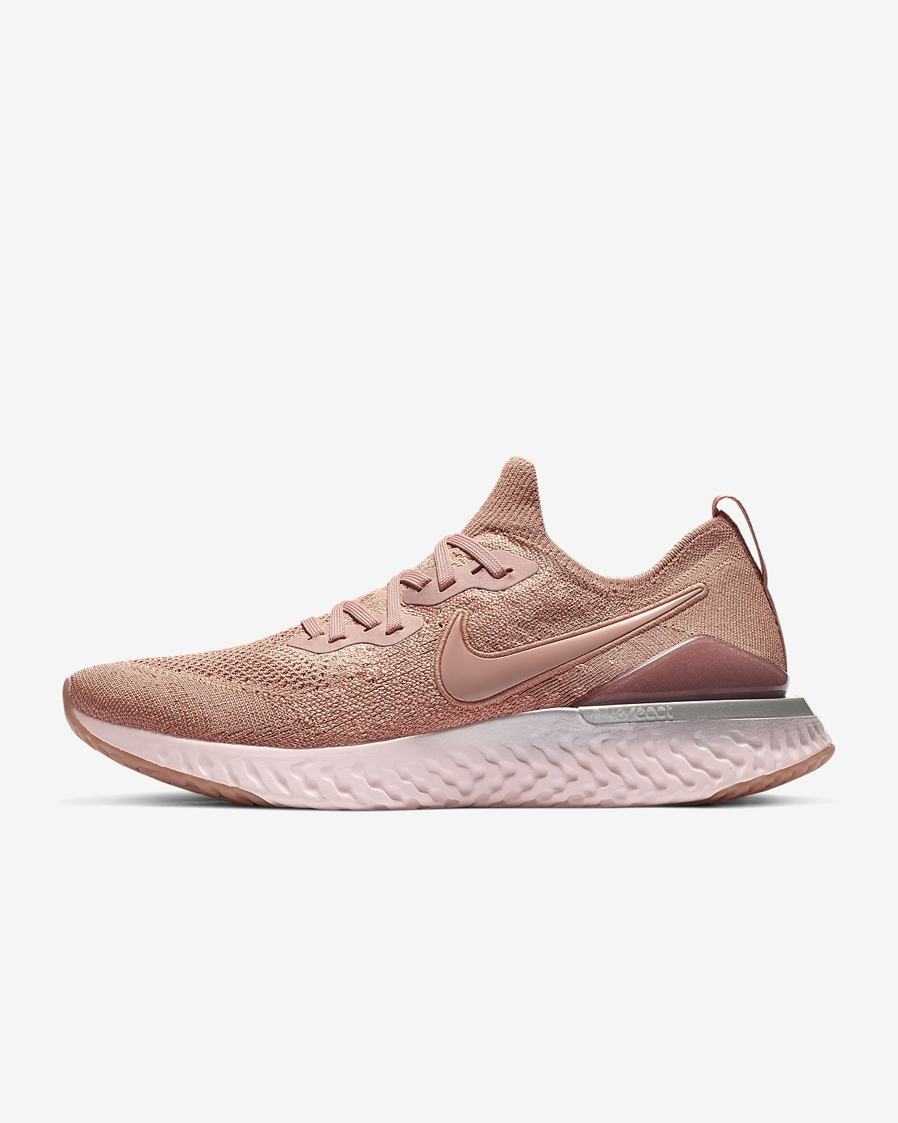 nike epic react flyknit homme