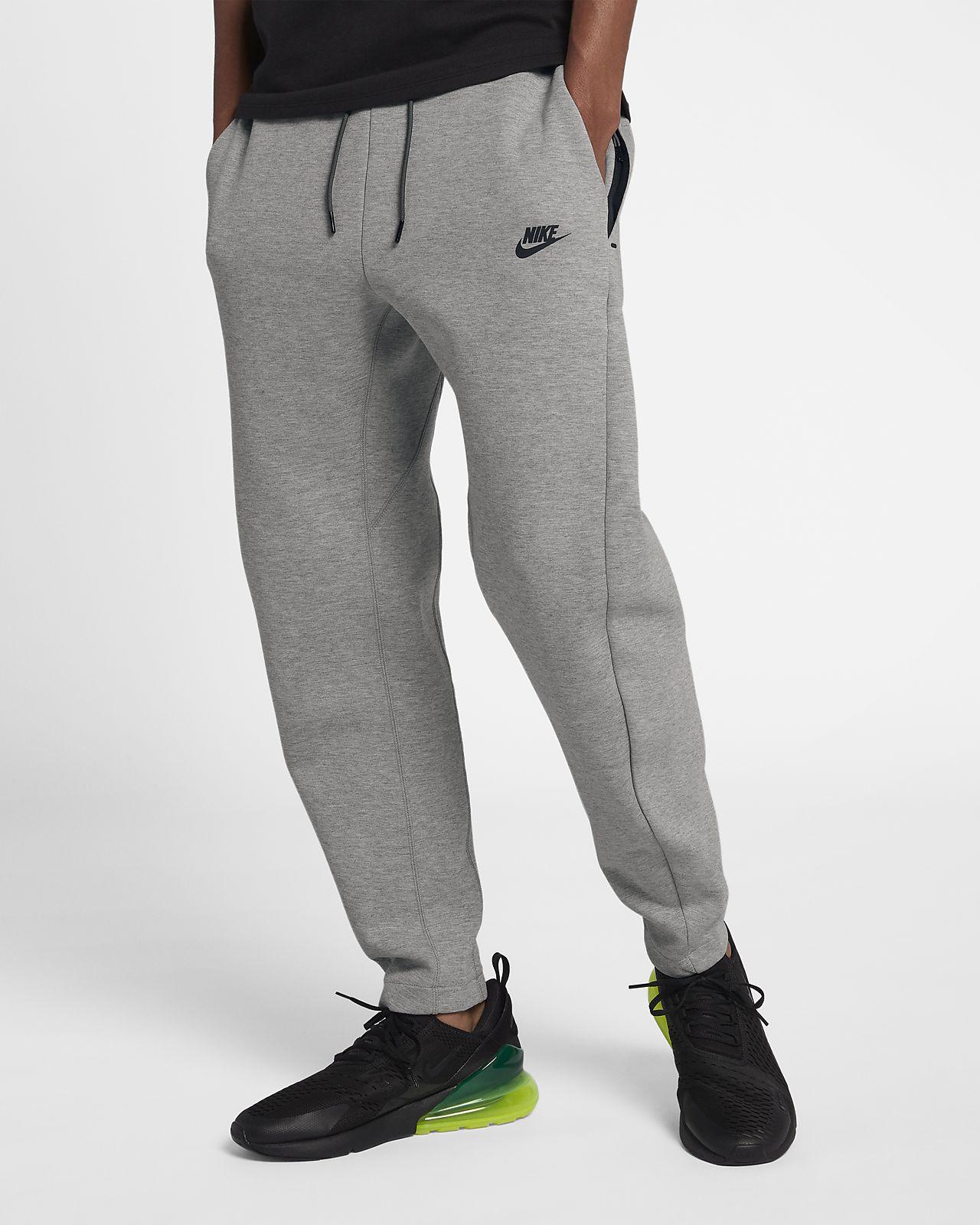 spodnie dresowe nike tech