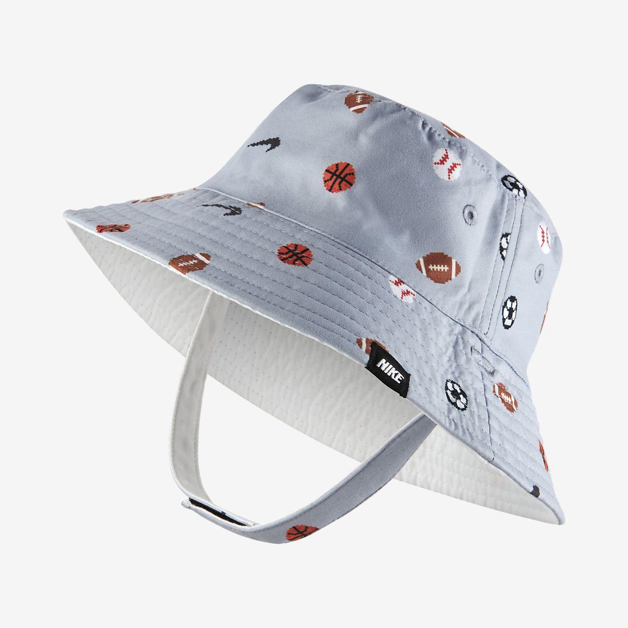 llegando sitio oficial realmente cómodo Nike Sombrero tipo pescador reversible - Infantil. Nike ES