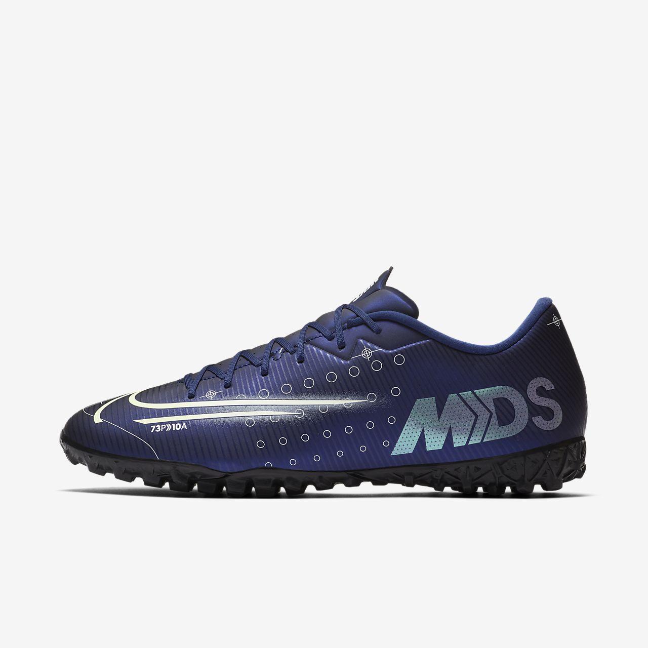 Nike Mercurial Vapor 13 Academy MDS TF Artificial-Turf Soccer Shoe