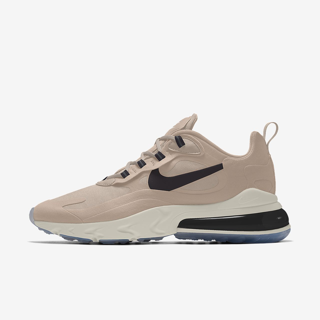 Nike Air Max 270 React By You Zapatillas personalizables
