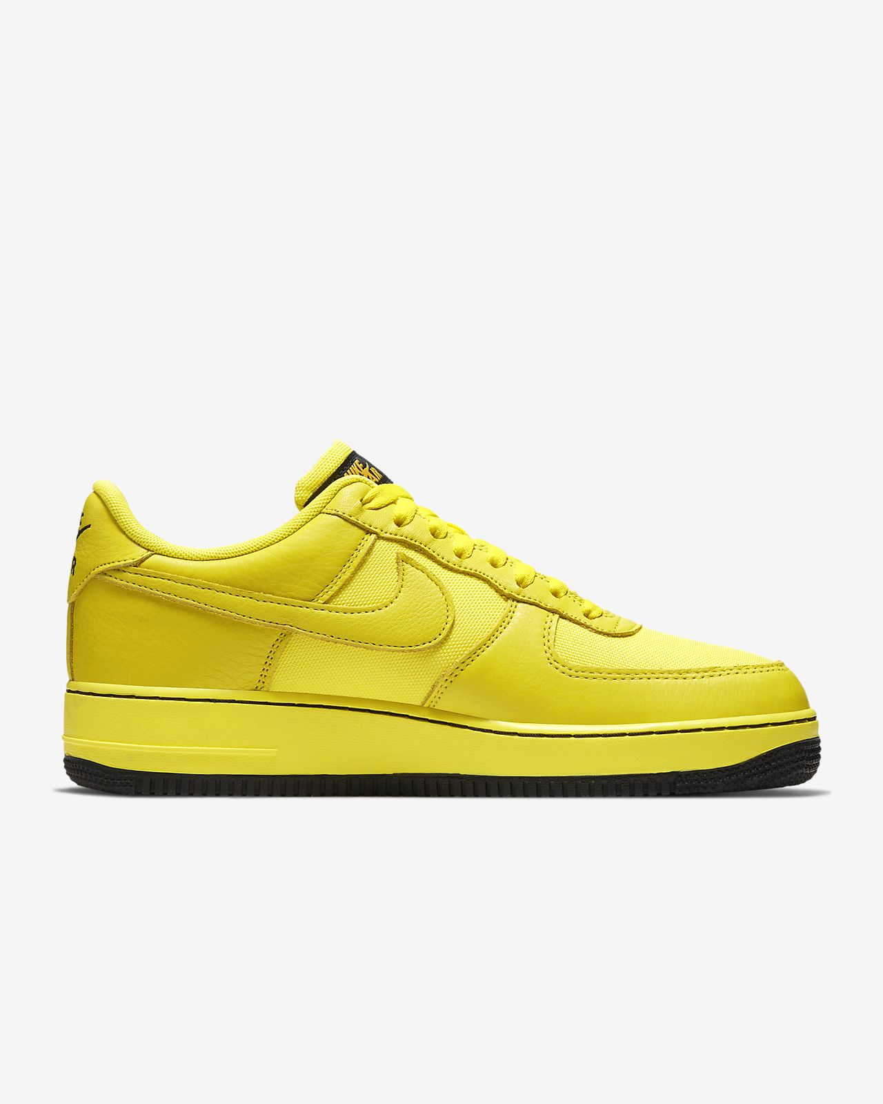Nike Air Force 1 Gore Tex | CK2630 701 | Gul | Sneakers | Skor | Footish