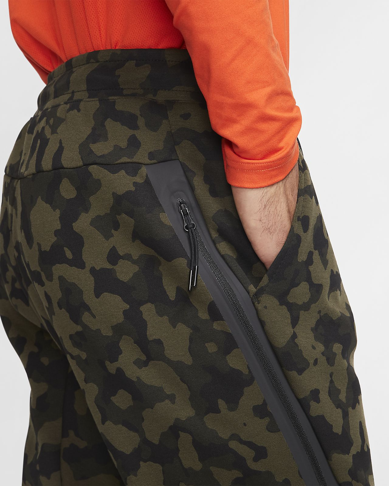 Pantalon de jogging camouflage Nike Sportswear Club Fleece