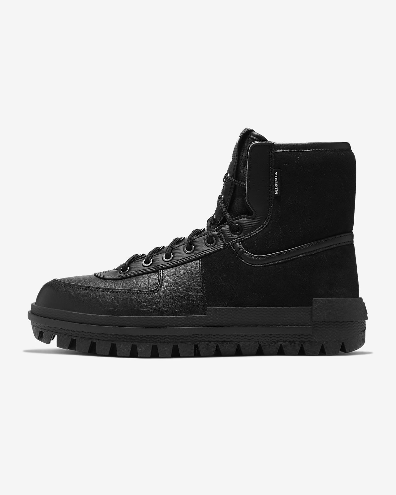 The Nike Special Field Air Force 1 In Triple Black Is Coming