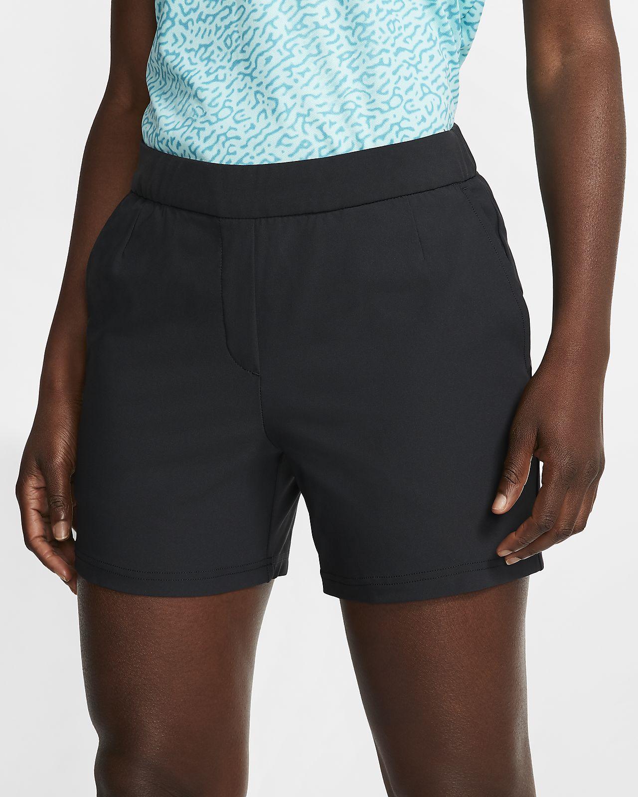 Nike Flex Victory-golfbukser (13 cm) til kvinder