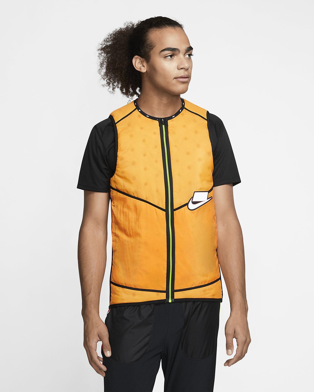 Nike AeroLayer Wild-løbevest til mænd