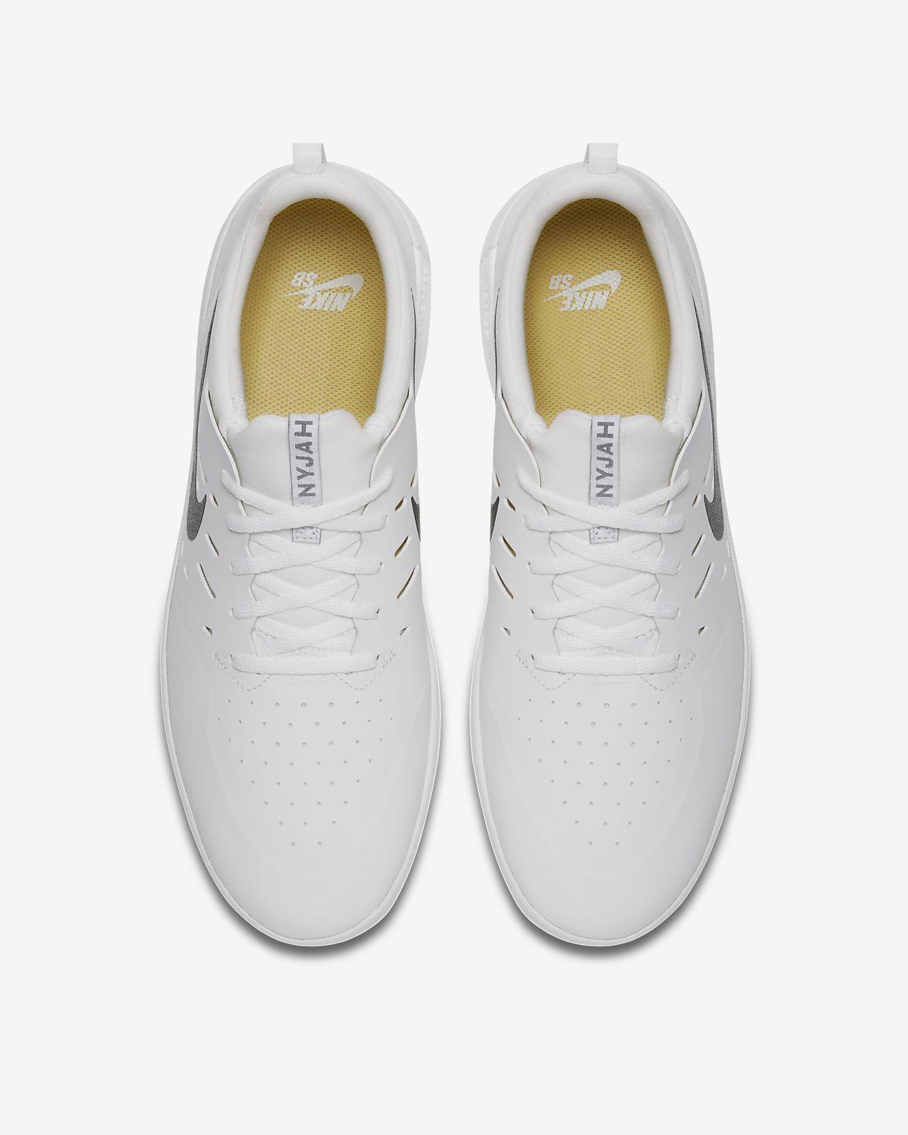 Nike SB Nyjah AA4272 100 Release Info | Tenis